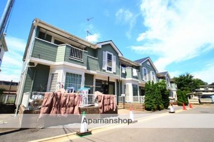 埼玉県新座市、新座駅徒歩8分の築17年 2階建の賃貸アパート