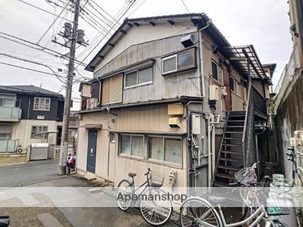 埼玉県新座市、新座駅徒歩26分の築43年 2階建の賃貸アパート