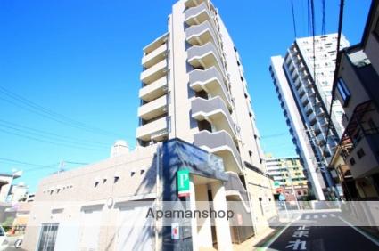 埼玉県朝霞市、北朝霞駅徒歩3分の築3年 8階建の賃貸マンション
