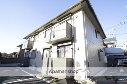 埼玉県朝霞市、朝霞駅徒歩20分の築13年 2階建の賃貸アパート