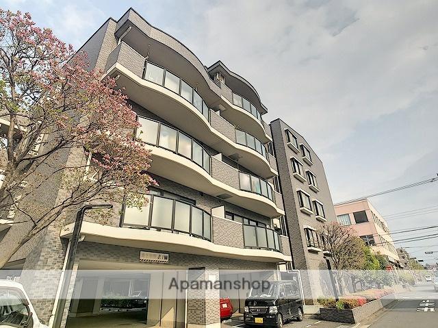 埼玉県富士見市、ふじみ野駅徒歩4分の築21年 5階建の賃貸マンション
