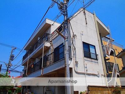 埼玉県ふじみ野市、上福岡駅徒歩4分の築34年 3階建の賃貸マンション