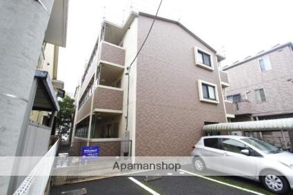 埼玉県富士見市、鶴瀬駅徒歩37分の築12年 3階建の賃貸マンション