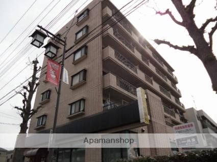 埼玉県富士見市、みずほ台駅徒歩4分の築28年 6階建の賃貸マンション