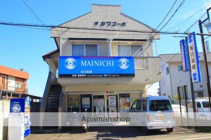 埼玉県富士見市、みずほ台駅徒歩18分の築25年 2階建の賃貸アパート