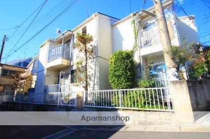 埼玉県富士見市、みずほ台駅徒歩24分の築27年 2階建の賃貸アパート