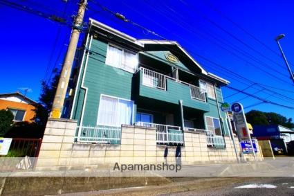 埼玉県ふじみ野市、鶴瀬駅徒歩27分の築24年 2階建の賃貸アパート