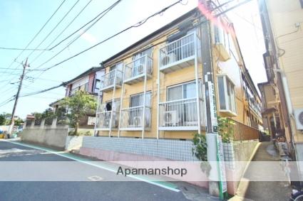 埼玉県富士見市、みずほ台駅徒歩8分の築30年 2階建の賃貸アパート