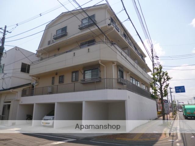 埼玉県ふじみ野市、鶴瀬駅徒歩30分の築5年 3階建の賃貸アパート