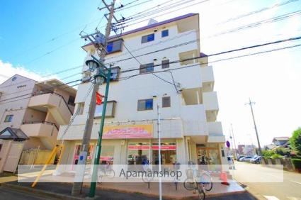 埼玉県富士見市、志木駅徒歩42分の築26年 4階建の賃貸マンション