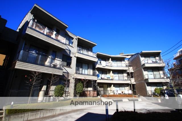 埼玉県朝霞市、北朝霞駅徒歩14分の築22年 3階建の賃貸マンション