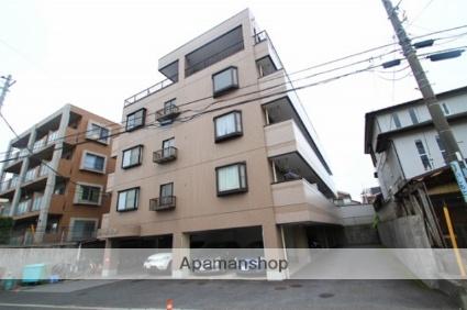 埼玉県志木市、志木駅徒歩12分の築23年 5階建の賃貸マンション