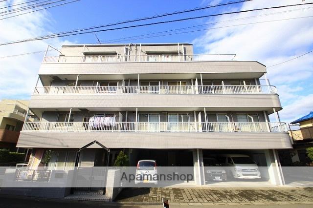 埼玉県新座市、新座駅徒歩15分の築26年 4階建の賃貸マンション