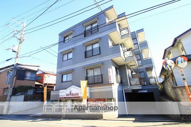 埼玉県志木市、北朝霞駅徒歩30分の築21年 3階建の賃貸マンション