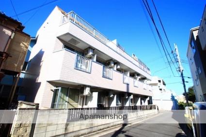 埼玉県新座市、新座駅徒歩27分の築23年 3階建の賃貸マンション