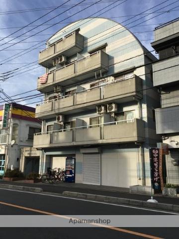 埼玉県新座市、志木駅徒歩17分の築27年 5階建の賃貸マンション