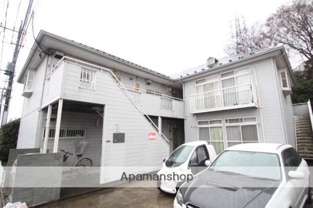 埼玉県朝霞市、新座駅徒歩38分の築24年 2階建の賃貸アパート