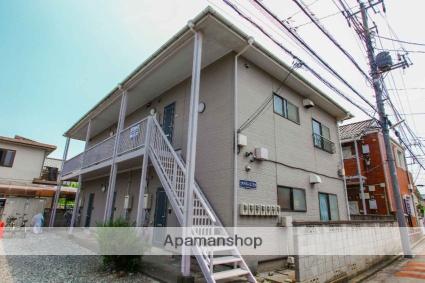 埼玉県川越市、上福岡駅徒歩19分の築19年 2階建の賃貸アパート