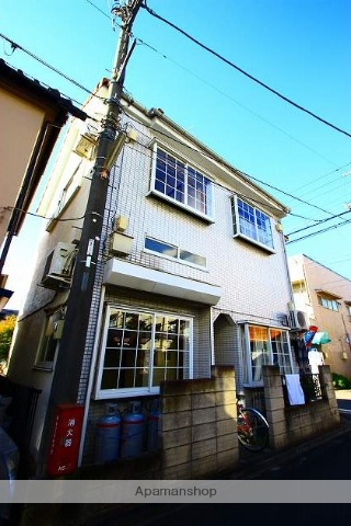 埼玉県ふじみ野市、ふじみ野駅徒歩15分の築25年 2階建の賃貸アパート
