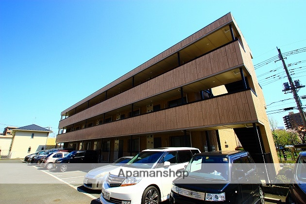 埼玉県富士見市、ふじみ野駅徒歩3分の築21年 3階建の賃貸マンション