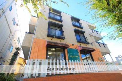 埼玉県富士見市、柳瀬川駅徒歩22分の築28年 3階建の賃貸マンション