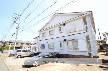 埼玉県新座市、新座駅徒歩15分の築32年 2階建の賃貸アパート