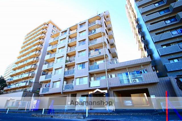 埼玉県朝霞市、北朝霞駅徒歩17分の築26年 10階建の賃貸マンション