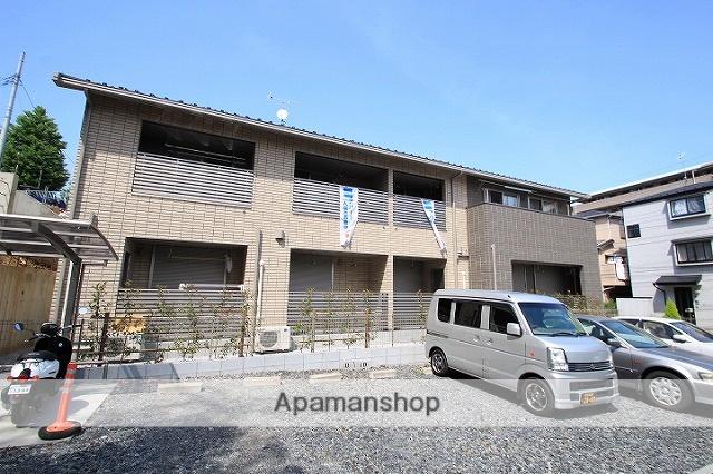 埼玉県朝霞市、北朝霞駅徒歩19分の築2年 2階建の賃貸テラスハウス