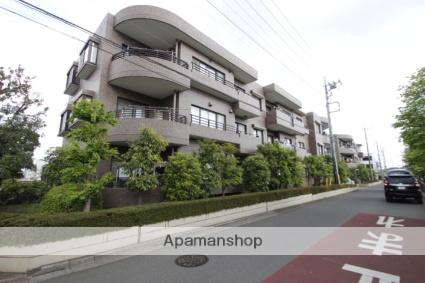 埼玉県富士見市、ふじみ野駅徒歩7分の築20年 4階建の賃貸マンション