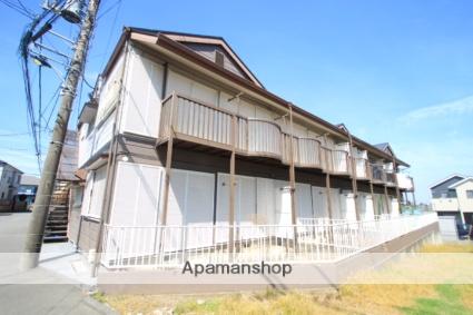 埼玉県和光市、朝霞駅徒歩21分の築25年 2階建の賃貸アパート