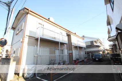 埼玉県朝霞市、北朝霞駅徒歩22分の築26年 2階建の賃貸テラスハウス