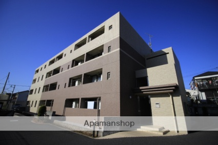 埼玉県ふじみ野市、上福岡駅徒歩22分の築4年 4階建の賃貸マンション