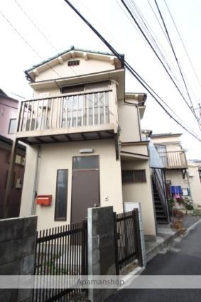 埼玉県志木市、北朝霞駅徒歩20分の築43年 2階建の賃貸アパート