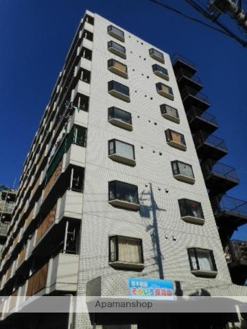 埼玉県新座市、北朝霞駅徒歩20分の築32年 9階建の賃貸マンション