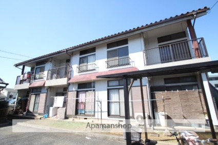 埼玉県新座市、新座駅徒歩18分の築33年 2階建の賃貸アパート