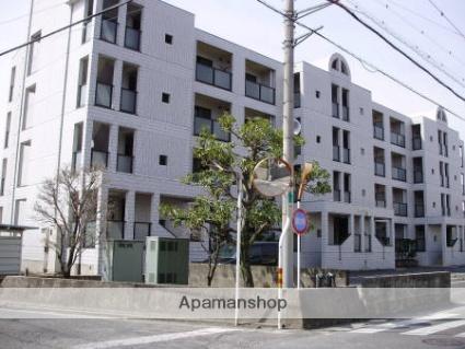 埼玉県川越市、南古谷駅徒歩4分の築27年 4階建の賃貸マンション