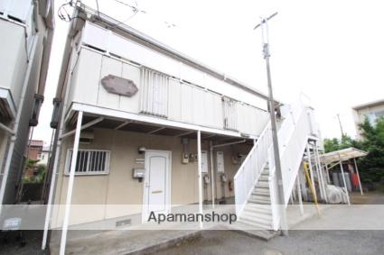 埼玉県新座市、新座駅徒歩18分の築17年 2階建の賃貸アパート