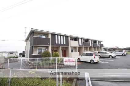 埼玉県川越市、上福岡駅徒歩38分の築6年 2階建の賃貸アパート