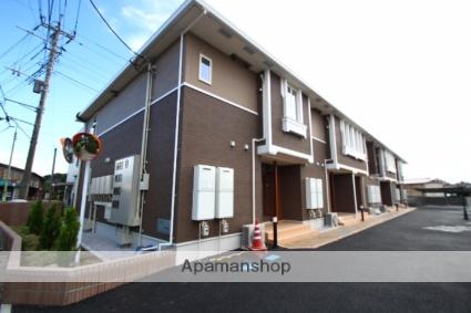 埼玉県川越市、南古谷駅徒歩20分の築1年 2階建の賃貸アパート