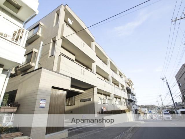 埼玉県朝霞市、北朝霞駅徒歩5分の築20年 3階建の賃貸マンション