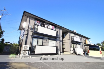 埼玉県朝霞市、北朝霞駅徒歩49分の築19年 2階建の賃貸アパート