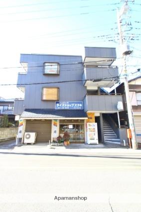 埼玉県志木市、北朝霞駅徒歩29分の築27年 3階建の賃貸アパート