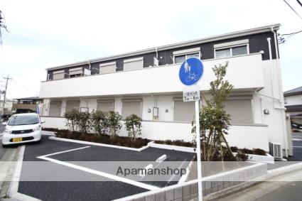 埼玉県ふじみ野市、ふじみ野駅徒歩21分の新築 2階建の賃貸アパート