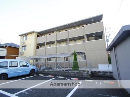 埼玉県朝霞市、朝霞駅徒歩6分の築1年 3階建の賃貸アパート