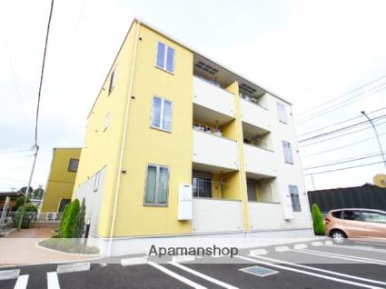埼玉県新座市、新座駅徒歩48分の築2年 3階建の賃貸アパート