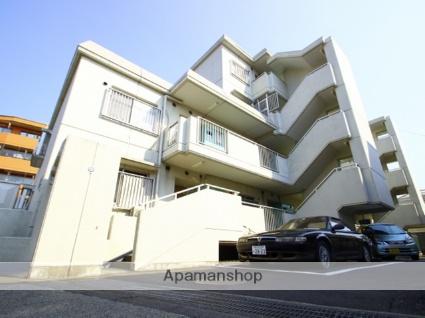 埼玉県朝霞市、北朝霞駅徒歩8分の築32年 4階建の賃貸マンション