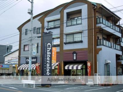埼玉県志木市、北朝霞駅徒歩30分の築19年 3階建の賃貸アパート