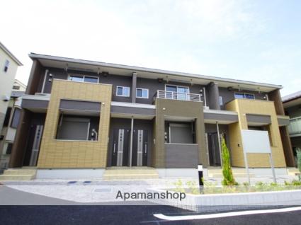 埼玉県朝霞市、北朝霞駅徒歩24分の新築 2階建の賃貸アパート