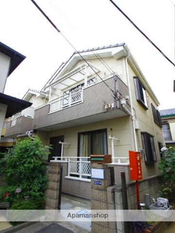 埼玉県志木市、志木駅徒歩5分の築16年 2階建の賃貸テラスハウス