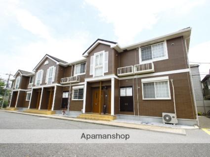 埼玉県和光市、成増駅徒歩30分の築10年 2階建の賃貸アパート